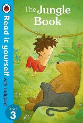 READ IT YOURSELF 3: THE JUNGLE BOOK HC MINI