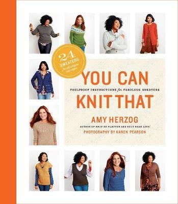 YOU CAN KNIT THAT  Paperback