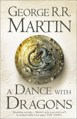 A SONG OF ICE AND FIRE 5: A DANCE WITH DRAGONS Paperback A FORMAT