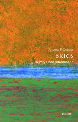 VERY SHORT INTRODUCTIONS : THE BRICS  Paperback A