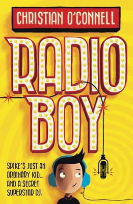 RADIO BOY  Paperback