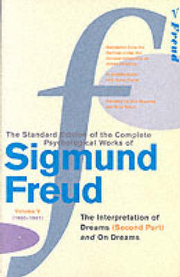 COMPLETE PSYCH.WORKS OF SIGMUND FREUD VOL 5 Paperback
