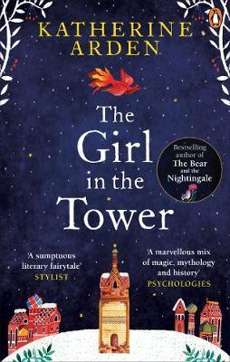 THE GIRL IN THE TOWER Paperback