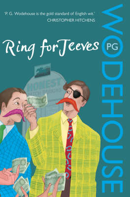 RING FOR JEEVES Paperback