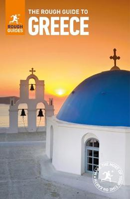 THE ROUGH GUIDE TO : GREECE  Paperback