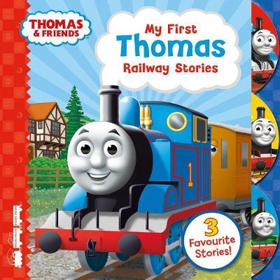 THOMAS & FRIENDS: MY FIRST THOMAS RAILWAY STORIES