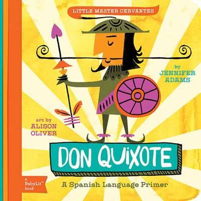 LITTLE MASTER CERVANTES: DON QUIXOTE Paperback