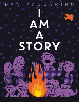 I AM A STORY  HC