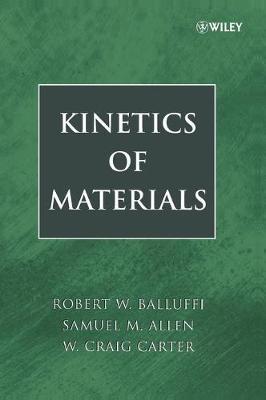 KINETICS OF MATERIALS  HC