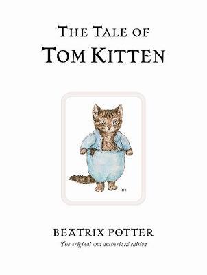 THE WORLD OF BEATRIX POTTER 8: THE TALE OF TOM KITTEN HC MINI