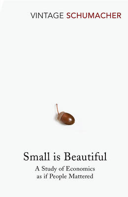 SMALL IS BEAUTIFUL Paperback