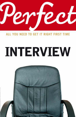 PERFECT: INTERVIEW Paperback B FORMAT