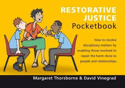 RESTORATIVE JUSTICE POCKETBOOK Paperback