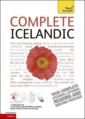 TEACH YOURSELF COMPLETE ICELANDIC (+ CD) 3RD ED