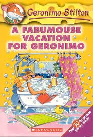 GERONIMO STILTON : A FABUMOUSE VACATION FOR GERONIMO Paperback A FORMAT