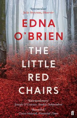 LITTLE RED CHAIRS  Paperback