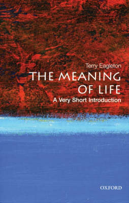 VERY SHORT INTRODUCTIONS : THE MEANING OF LIFE Paperback A FORMAT