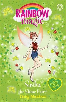 RAINBOW MAGIC: SASHA THE SLIME FAIRY Paperback