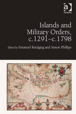 ISLANDS AND MILITARY ORDERS  HC