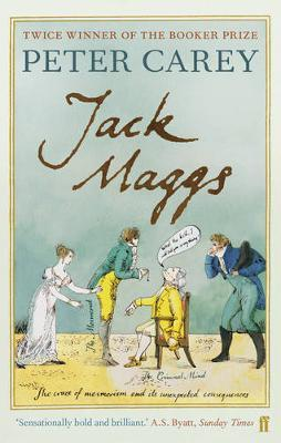 JACK MAGGS Paperback B FORMAT