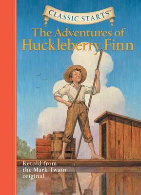 ADVENTURES OF HUCKLEBERRY FINN HC