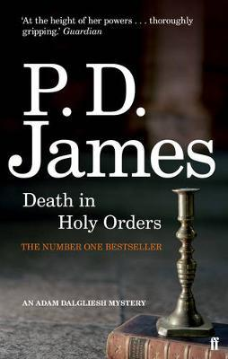 DEATH IN HOLY ORDERS Paperback
