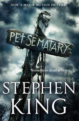 PET SEMATARY -FILM TIE IN Paperback B