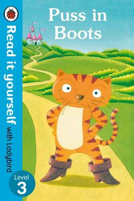 READ IT YOURSELF 3: PUSS IN BOOTS HC MINI