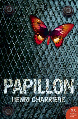 PAPILLON Paperback