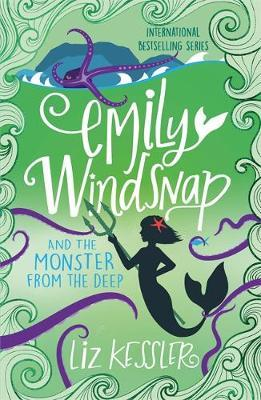 EMILY WINDSNAP AND THE MONSTER FROM THE DEEP : Book 2 Paperback