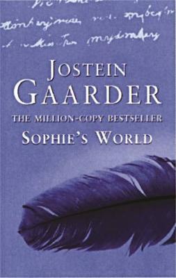 SOPHIE'S WORLD Paperback B FORMAT