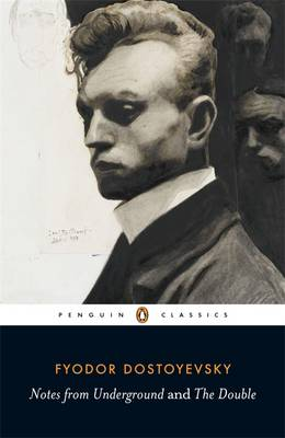 PENGUIN CLASSICS : NOTES FROM UNDERGROUND AND THE DOUBLE Paperback B FORMAT