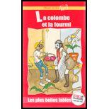 PDL LES PLUS BELLES FABLES: LA COLOMBE ET LA FOURMI (+ CD)