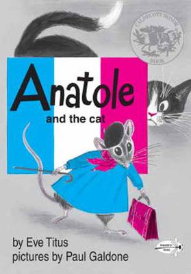 ANATOLE AND THE CAT  Paperback