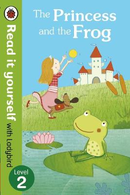READ IT YOURSELF 2: THE PRINCESS AND THE FROG HC MINI
