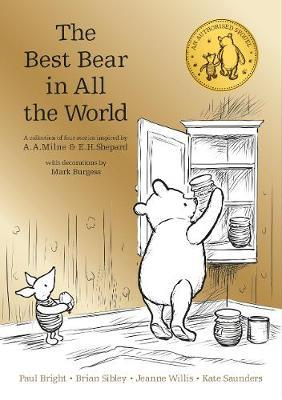 THE BEST BEAR IN ALL THE WORLD  Paperback
