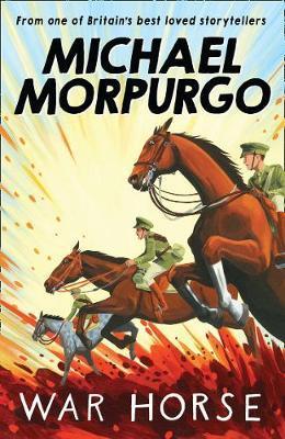 WAR HORSE Paperback A FORMAT