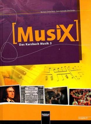 MusiX 3. Schülerband. Allgemeine Ausgabe