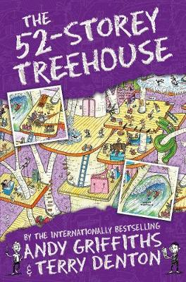 THE 52-STOREY TREEHOUSE Paperback