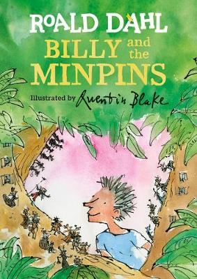 BILLY AND THE MINPINS  Paperback