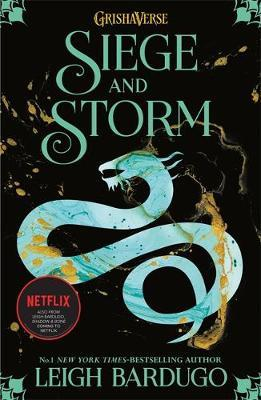 SHADOW AND BONE 2: SIEGE AND STORM Paperback
