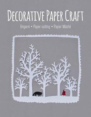 DECORATIVE PAPER CRAFT  Paperback