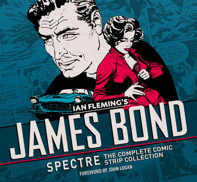 JAMES BOND SPECTRE COMIC SRIPS HC