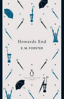 PENGUIN ENGLISH LIBRARY : HOWARDS END Paperback B FORMAT