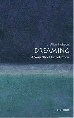 VERY SHORT INTRODUCTIONS : DREAMING Paperback A FORMAT