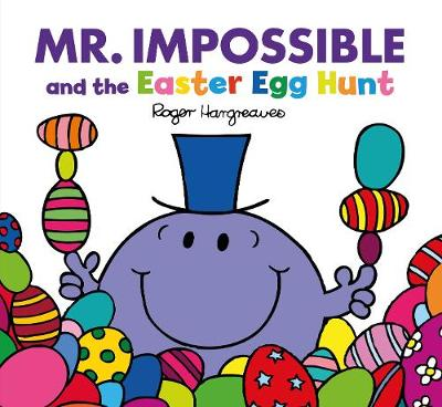 MR MEN IMPOSSIBLE EASTER  Paperback