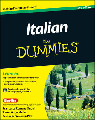 ITALIAN FOR DUMMIES 2ND ED Paperback