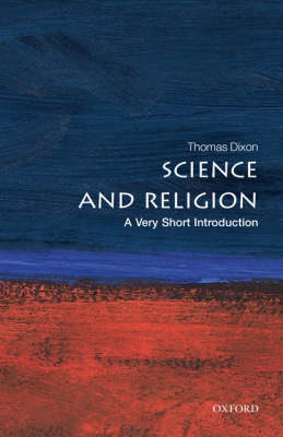 VERY SHORT INTRODUCTIONS : SCIENCE AND RELIGION Paperback A FORMAT