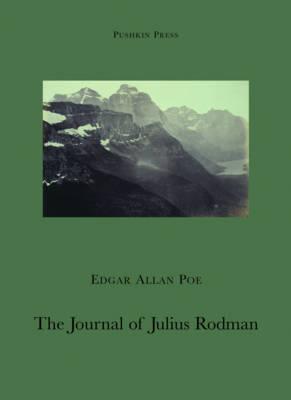 JOURNAL OF JULIUS RODMAN Paperback