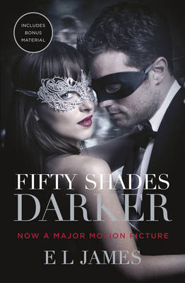 FIFTY SHADES TRILOGY 2: FIFTY SHADES DARKER FILM TIE-IN Paperback B